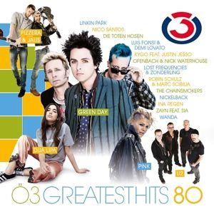 Ö3 Greatest Hits Vol. 80, Diverse Interpreten