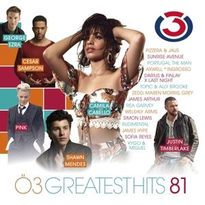 Ö3 Greatest Hits,Vol.81, Diverse Interpreten