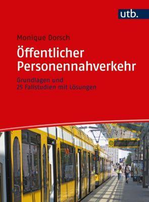 Öffentlicher Personennahverkehr - Monique Dorsch pdf epub