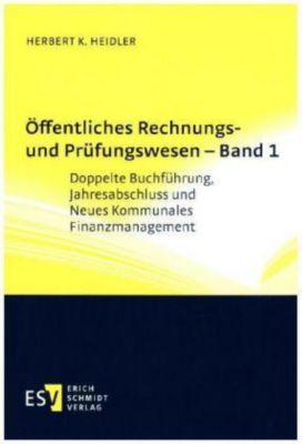Öffentliches Rechnungs- und Prüfungswesen, Herbert K. Heidler