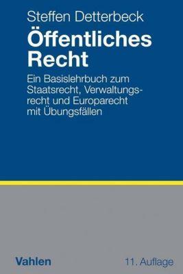 Öffentliches Recht, Steffen Detterbeck