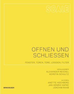 Öffnen und Schliessen, Anette Hochberg, Jan-Hendrik Hafke, Joachim Raab