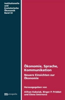 Ökonomie, Sprache, Kommunikation