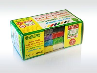 ÖkoNorm - Knete - Blöcke 500 g