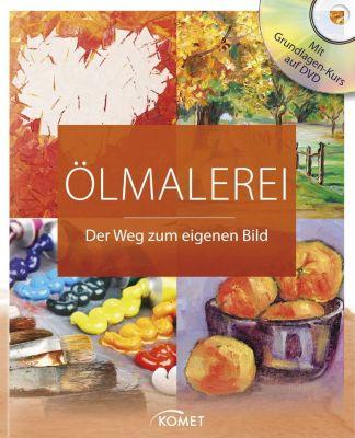 Ölmalerei, m. DVD
