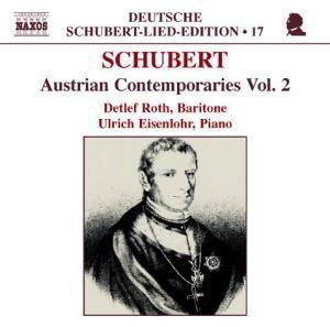 Österr.Zeitgenossen Vol.2, Detlef Roth, Ulrich Eisenlohr
