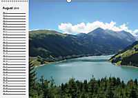 Österreich. Grüsse vom Land der Berge und Seen (Wandkalender 2019 DIN A2 quer) - Produktdetailbild 8
