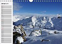 Österreich. Grüße vom Land der Berge und Seen (Wandkalender 2019 DIN A4 quer) - Produktdetailbild 1