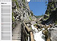 Österreich. Grüsse vom Land der Berge und Seen (Wandkalender 2019 DIN A4 quer) - Produktdetailbild 3