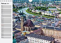 Österreich. Grüße vom Land der Berge und Seen (Wandkalender 2019 DIN A4 quer) - Produktdetailbild 2