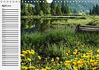 Österreich. Grüße vom Land der Berge und Seen (Wandkalender 2019 DIN A4 quer) - Produktdetailbild 4