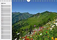 Österreich. Grüsse vom Land der Berge und Seen (Wandkalender 2019 DIN A4 quer) - Produktdetailbild 7