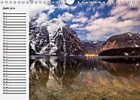 Österreich. Grüße vom Land der Berge und Seen (Wandkalender 2019 DIN A4 quer) - Produktdetailbild 6