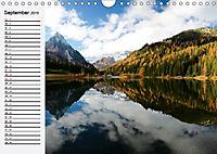 Österreich. Grüße vom Land der Berge und Seen (Wandkalender 2019 DIN A4 quer) - Produktdetailbild 9