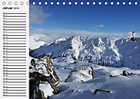 Österreich. Grüße vom Land der Berge und Seen (Tischkalender 2019 DIN A5 quer) - Produktdetailbild 1