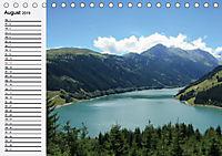 Österreich. Grüße vom Land der Berge und Seen (Tischkalender 2019 DIN A5 quer) - Produktdetailbild 8
