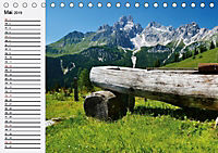 Österreich. Grüße vom Land der Berge und Seen (Tischkalender 2019 DIN A5 quer) - Produktdetailbild 5