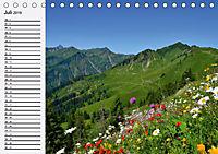Österreich. Grüße vom Land der Berge und Seen (Tischkalender 2019 DIN A5 quer) - Produktdetailbild 7