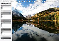 Österreich. Grüße vom Land der Berge und Seen (Tischkalender 2019 DIN A5 quer) - Produktdetailbild 9