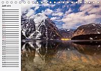 Österreich. Grüße vom Land der Berge und Seen (Tischkalender 2019 DIN A5 quer) - Produktdetailbild 6