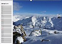 Österreich. Grüsse vom Land der Berge und Seen (Wandkalender 2019 DIN A2 quer) - Produktdetailbild 1