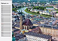 Österreich. Grüße vom Land der Berge und Seen (Wandkalender 2019 DIN A2 quer) - Produktdetailbild 2