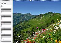 Österreich. Grüsse vom Land der Berge und Seen (Wandkalender 2019 DIN A2 quer) - Produktdetailbild 7