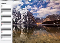 Österreich. Grüsse vom Land der Berge und Seen (Wandkalender 2019 DIN A2 quer) - Produktdetailbild 6