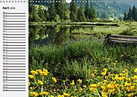 Österreich. Grüße vom Land der Berge und Seen (Wandkalender 2019 DIN A3 quer) - Produktdetailbild 4