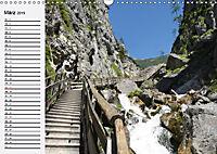 Österreich. Grüße vom Land der Berge und Seen (Wandkalender 2019 DIN A3 quer) - Produktdetailbild 3