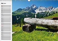 Österreich. Grüße vom Land der Berge und Seen (Wandkalender 2019 DIN A3 quer) - Produktdetailbild 5