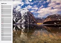 Österreich. Grüße vom Land der Berge und Seen (Wandkalender 2019 DIN A3 quer) - Produktdetailbild 6