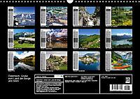 Österreich. Grüße vom Land der Berge und Seen (Wandkalender 2019 DIN A3 quer) - Produktdetailbild 13