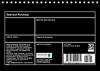 Österreich Rundreise (Tischkalender 2019 DIN A5 quer) - Produktdetailbild 13