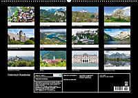Österreich Rundreise (Wandkalender 2019 DIN A2 quer) - Produktdetailbild 13