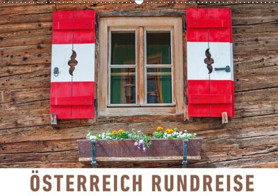 Österreich Rundreise (Wandkalender 2019 DIN A2 quer), Martin Ristl