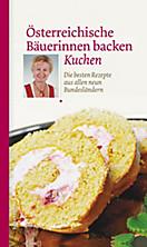 Österreichische Bäuerinnen backen Kuchen