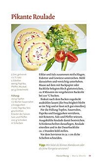 Österreichische Bäuerinnen backen Kuchen - Produktdetailbild 1