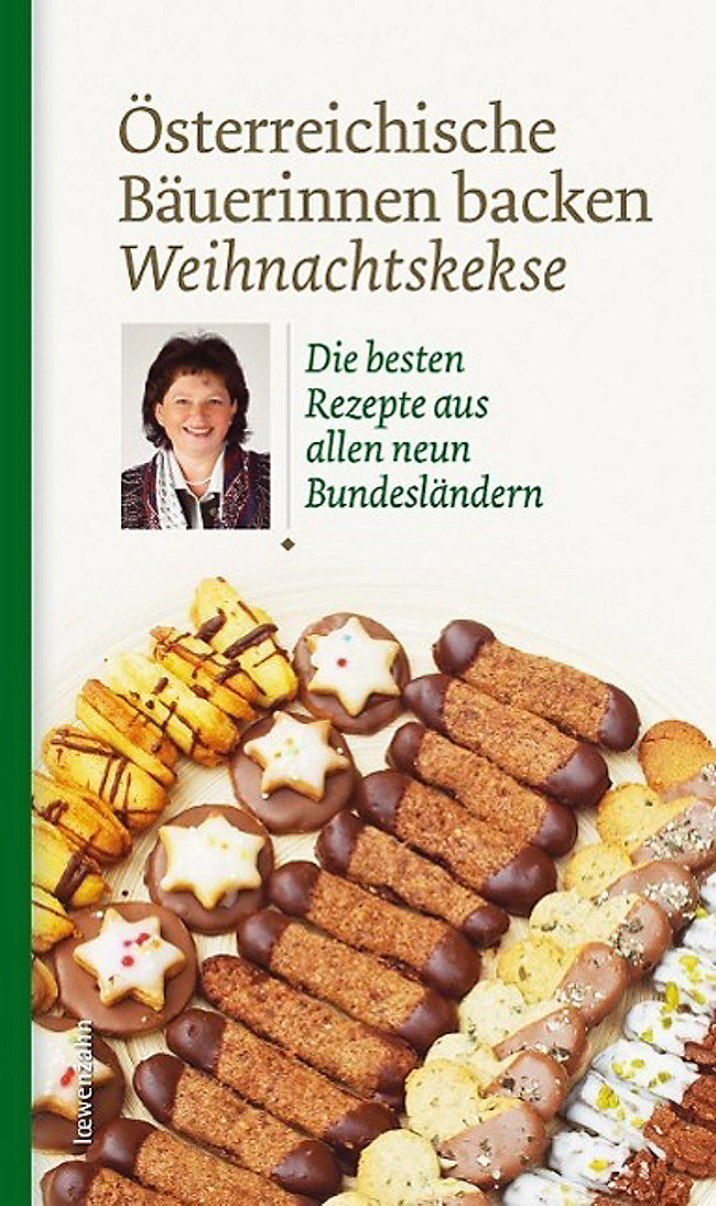 Deutsche Weihnachtskekse.österreichische Bäuerinnen Backen Weihnachtskekse Buch Portofrei