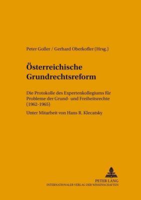 Österreichische Grundrechtsreform