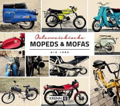 Österreichische Mopeds & Mofas bis 1980 - Hubert Krenn  