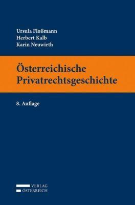 Österreichische Privatrechtsgeschichte