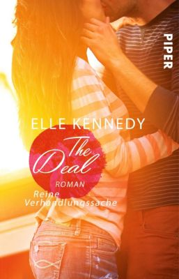 Off-Campus: The Deal – Reine Verhandlungssache, Elle Kennedy