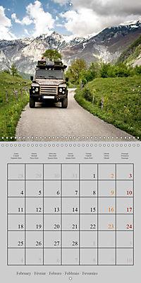 Off the Beaten Tracks through Europe (Wall Calendar 2019 300 × 300 mm Square) - Produktdetailbild 2