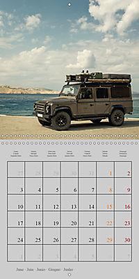 Off the Beaten Tracks through Europe (Wall Calendar 2019 300 × 300 mm Square) - Produktdetailbild 6
