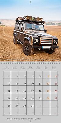 Off the Beaten Tracks through Europe (Wall Calendar 2019 300 × 300 mm Square) - Produktdetailbild 10