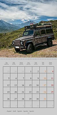 Off the Beaten Tracks through Europe (Wall Calendar 2019 300 × 300 mm Square) - Produktdetailbild 8