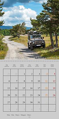 Off the Beaten Tracks through Europe (Wall Calendar 2019 300 × 300 mm Square) - Produktdetailbild 5