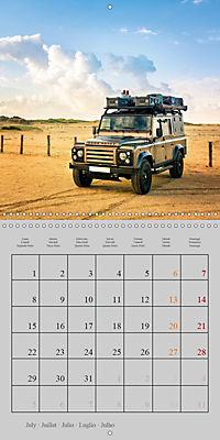Off the Beaten Tracks through Europe (Wall Calendar 2019 300 × 300 mm Square) - Produktdetailbild 7