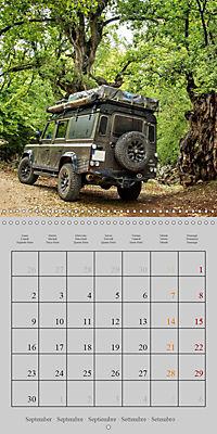 Off the Beaten Tracks through Europe (Wall Calendar 2019 300 × 300 mm Square) - Produktdetailbild 9